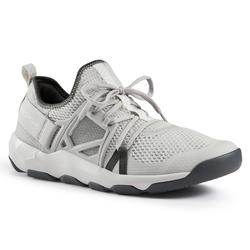 NATURE HIKING SHOES - NH500 FRESH - GREY - MEN
