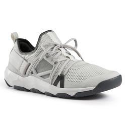 郊野遠足鞋 – NH500 FRESH - 灰色 - 男裝