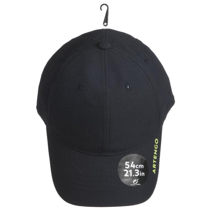 Tennispet TC 500 zwart maat 54