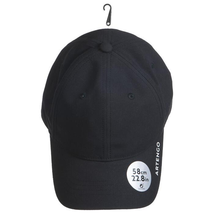 Tennispet TC 500 zwart maat 58