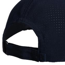 網球帽TC 900(58 cm)- 海軍藍