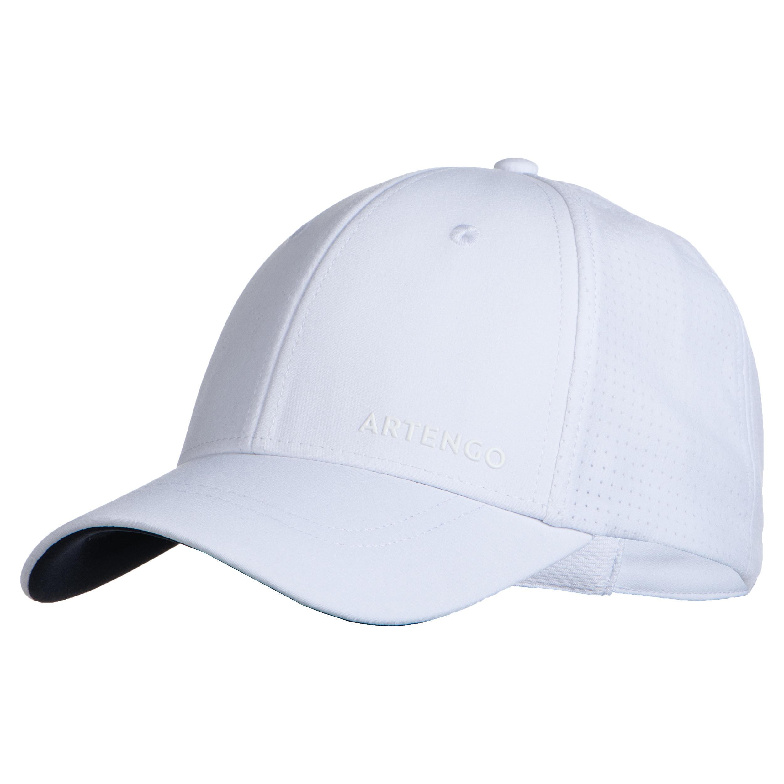 Schirmmütze Tennis-Cap TC 900 Gr. 56 weiss/marineblau
