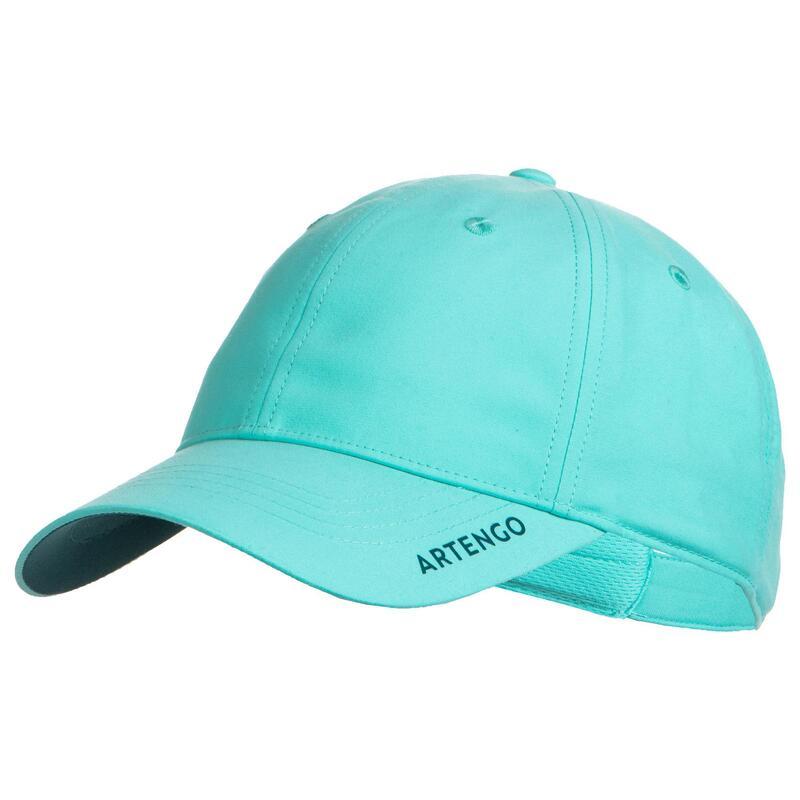 Tennispet Artengo TC 500 turquoise/groen maat 56
