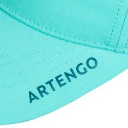 Tennispet Artengo TC 500 turkoois/groen maat 56
