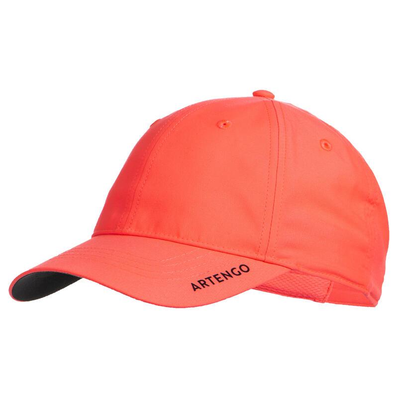 Tennis Cap TC 500 56 cm - Pink/Black