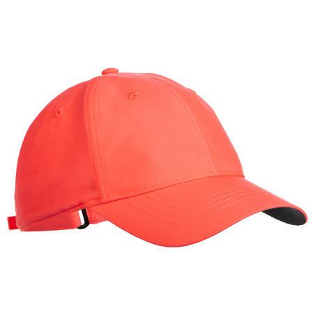 Tennis Cap TC 500 56 cm - Pink/Black