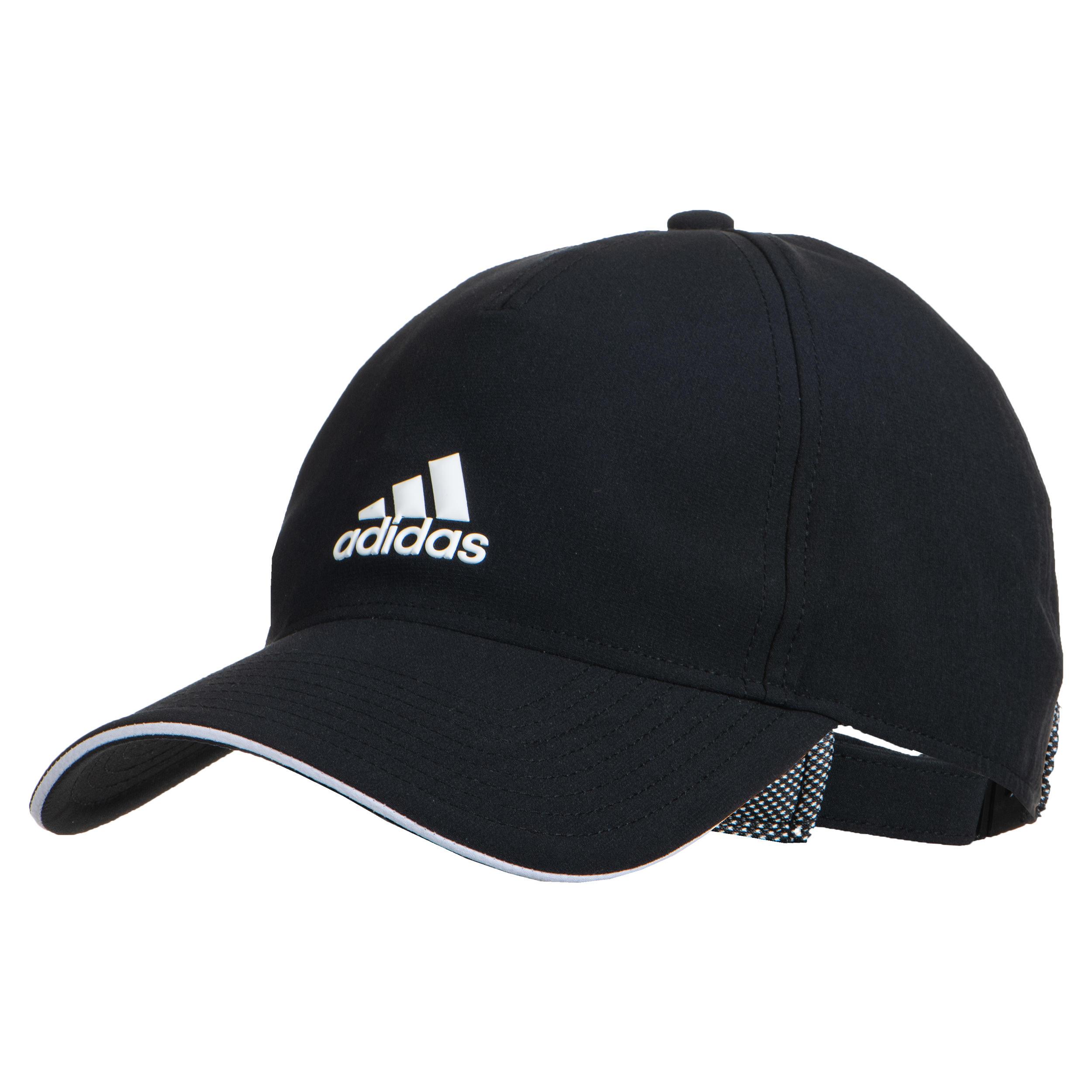 Schirmmütze Tennis-Cap Gr.58 Adidas schwarz