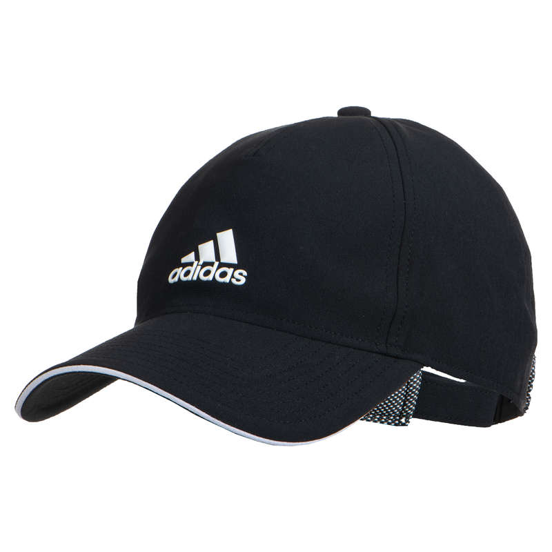 APPAREL ACCESSORIES Squash - Tennis Cap - Black ADIDAS - Squash