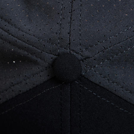 Sports Cap TC 900 58 cm - Black/Grey