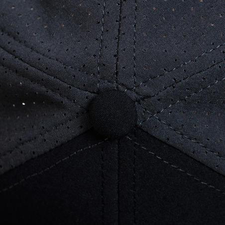 Tennis Cap TC 900 T58 - Black/Grey