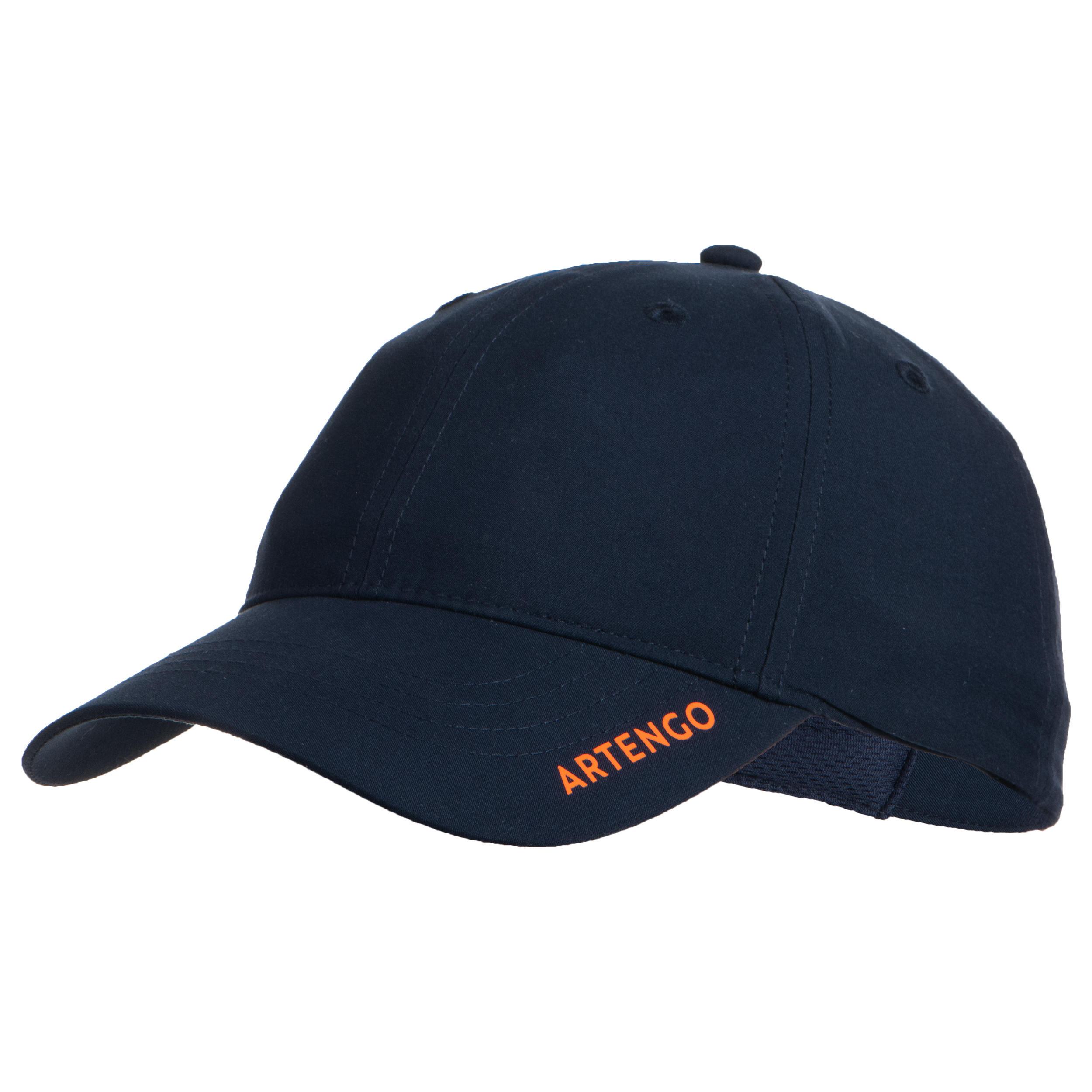Schirmmütze Tennis-Cap TC 500 Gr.54 marineblau