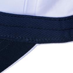Tennispet TC 500 wit/marineblauw maat 54