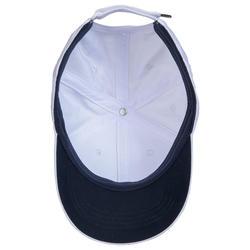 Tennis Cap TC 500 54 cm - White/Navy