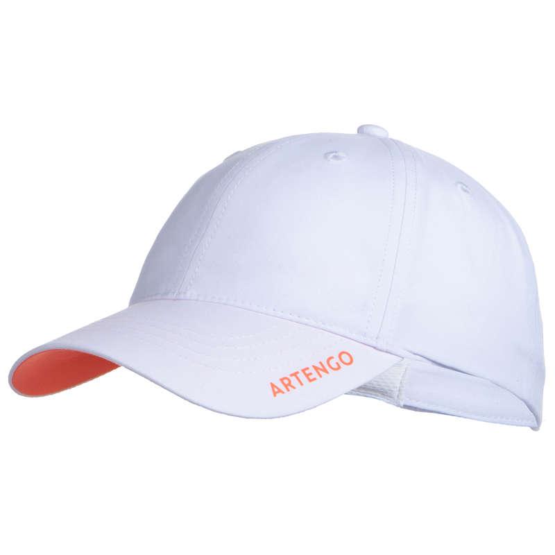 APPAREL ACCESSORIES Squash - Tennis Cap TC 500 54 cm ARTENGO - Squash