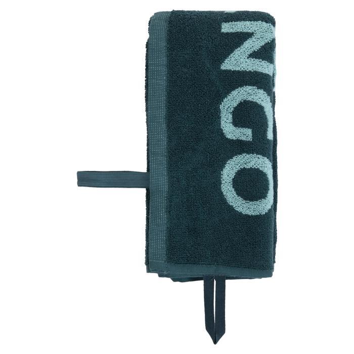 網球毛巾TS 100-綠色