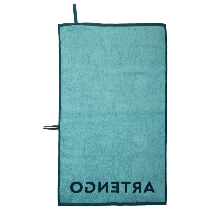 Tennis Towel TS 100 - Green