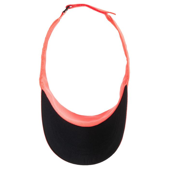 Tennis Visor TV 100 T56 - Pink/Black