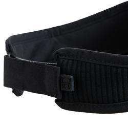 網球遮陽帽T56-黑色