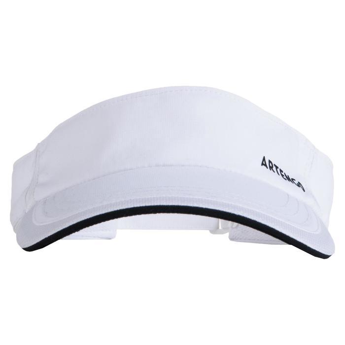 Tennis Visor TV 100 56 cm - White
