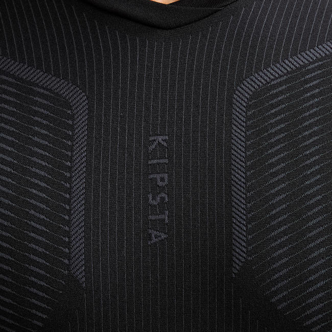 Football Base Layer Keepdry 500 - Black