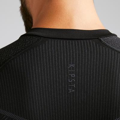 Sous-vêtement haut thermique adulte Keepdry 500 noir