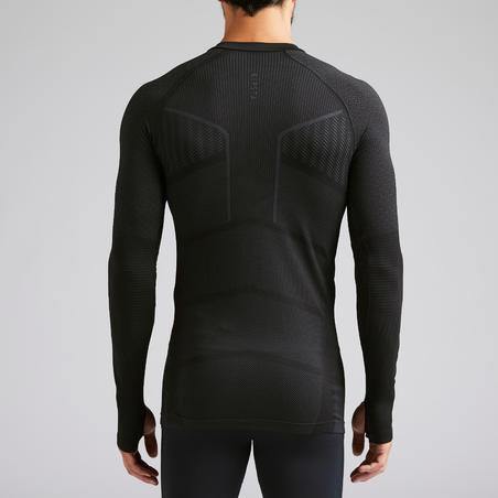 Sous-maillot adulte Respirant 500 noir