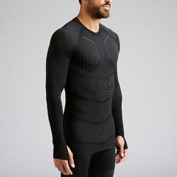 Ondershirt Keepdry 500 volwassenen zwart