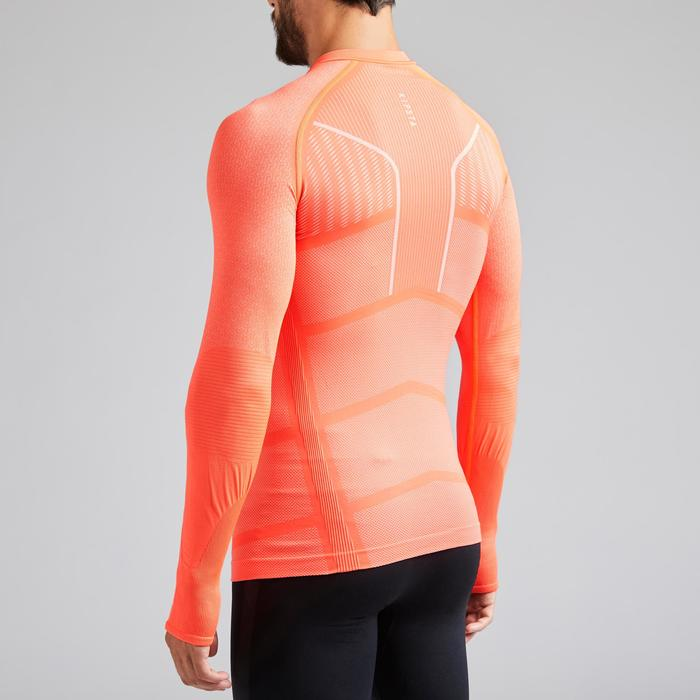 Funktionsshirt Keepdry 500 atmungsaktiv Erwachsene orange
