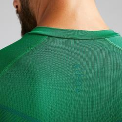Thermoshirt Keepdry 500 lange mouw groen