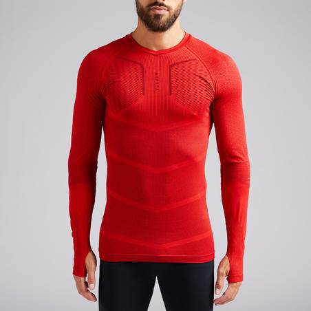 Keepdry 500  Base Layer Red-Adult