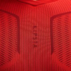 Funktionsshirt Keepdry 500 atmungsaktiv Erwachsene rot