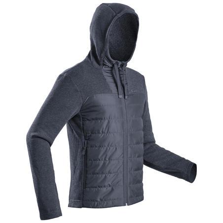 Manteau de randonnée NH100 Hybride– Hommes