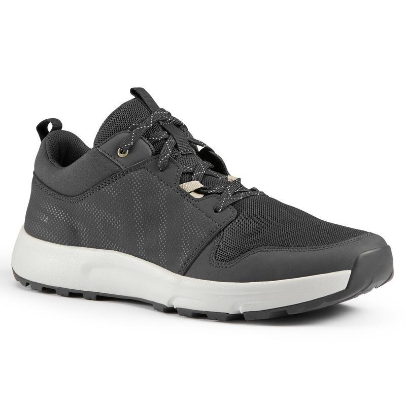 Erkek Outdoor Ayakkabı - Siyah - NH150