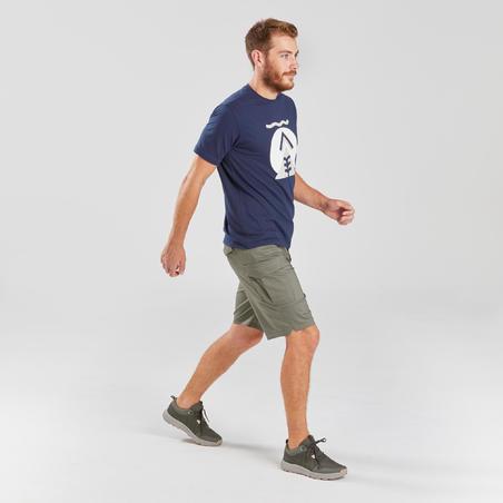 T-shirt de randonnéeNH500 - Hommes