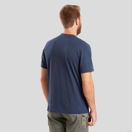 """Vīriešu bezceļu pārgājienu T-krekls """"NH500"""""""