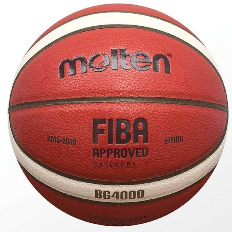 PALLONI BASKET Sport di squadra - Pallone basket bg4000 MOLTEN - Palloni e accessori basket