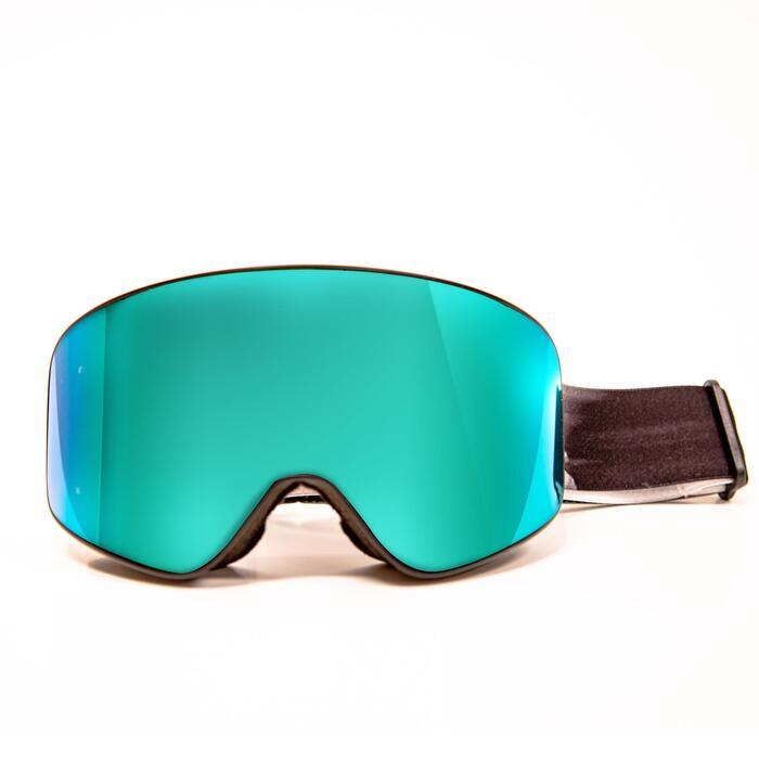 Máscaras y Gafas de Esquí y Nieve, G Switch 500, Adulto y Junior, Intercambiable