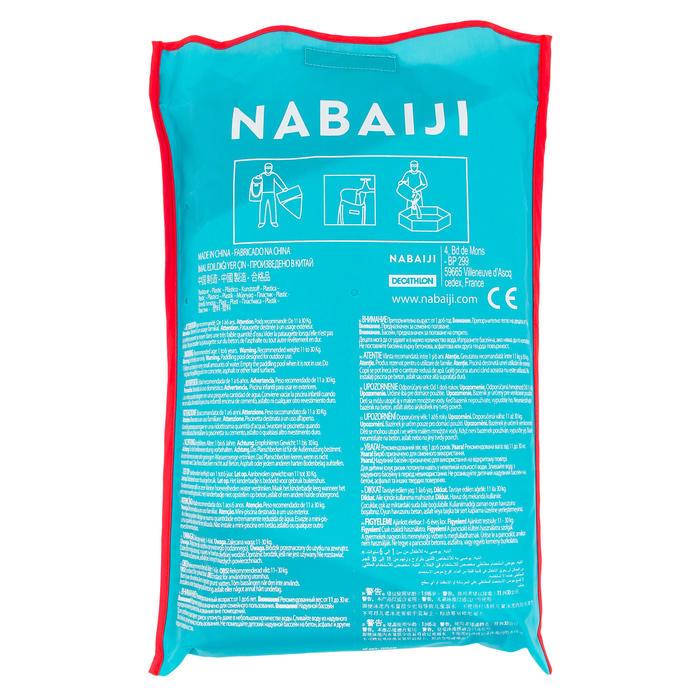 Piscinette pliable enfant TIDIPOOL+ bleue avec sac de transport