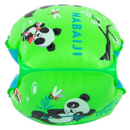 Flotadores de brazo Natación Niños Estampado Pandas 11-30Kg