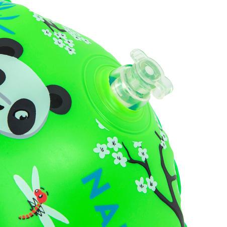 Flotadores Natación Niños Estampado Pandas 11-30Kg