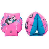 "Kids swimming Armbands with ""PANDAS"" Print - 11-30 kg"
