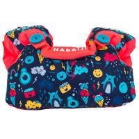 TISWIM adjustable pool armbands-waistband for kids - dark blue
