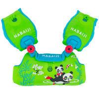 Kids' progressive swimming armbands/waistband - 15-30 kg