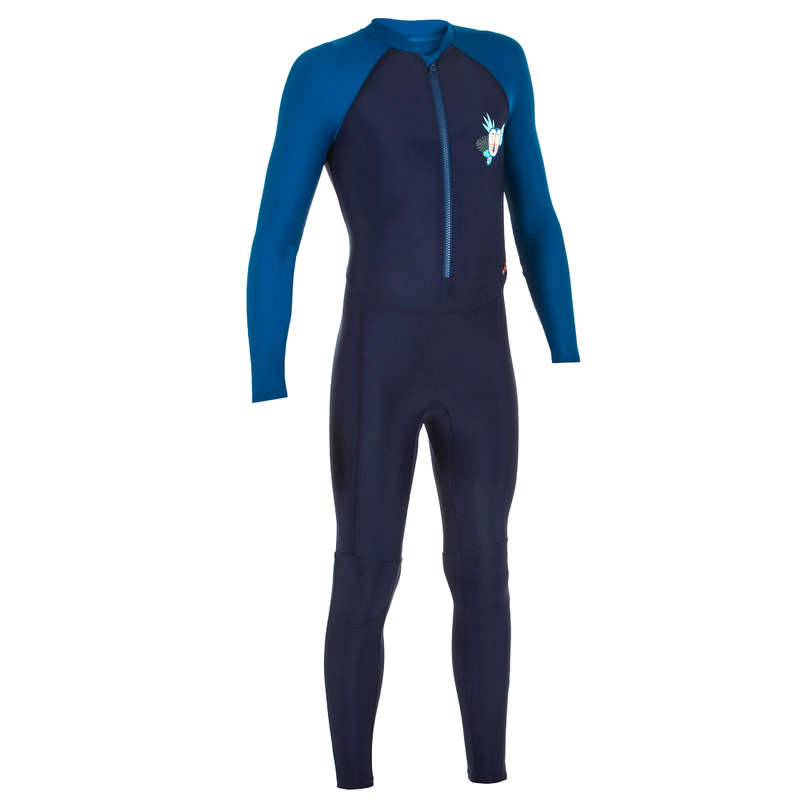 YÜZME MAYOLARI - ÇOCUK Yüzme - 100 WETSUIT NABAIJI - All Sports
