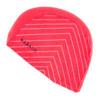 כובע שחייה רשת מידה L - הדפס קורל