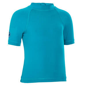 UV TOP SS B TURQUOISE
