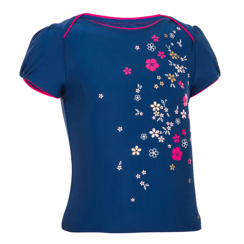 BABY SWIMSUITS & ACCESS. Swimming - Tankini baby printed swimsuit NABAIJI - Swimwear