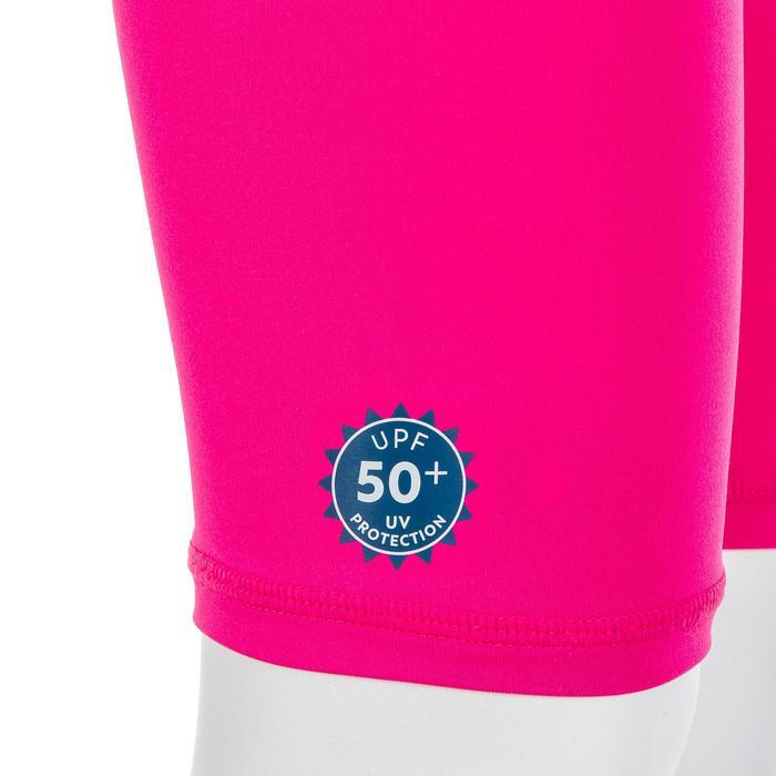 Korte bikinibroek uv-werend roze