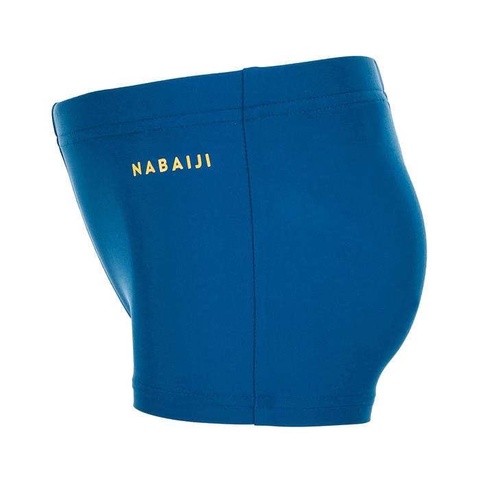 Zwemboxer peuter blauw