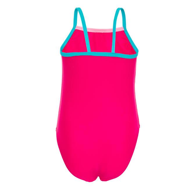 Baby girl swimming costume - Pink Panda